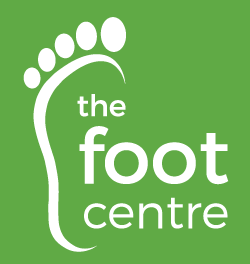 The Foot Centre Retina Logo