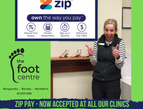 Zip Pay accepted at all our clinics